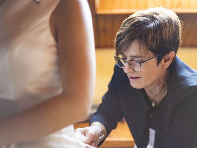 Il matrimonio di Andrea e Tiziana a Cermenate, Como 13