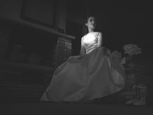Il matrimonio di Andrea e Tiziana a Cermenate, Como 19