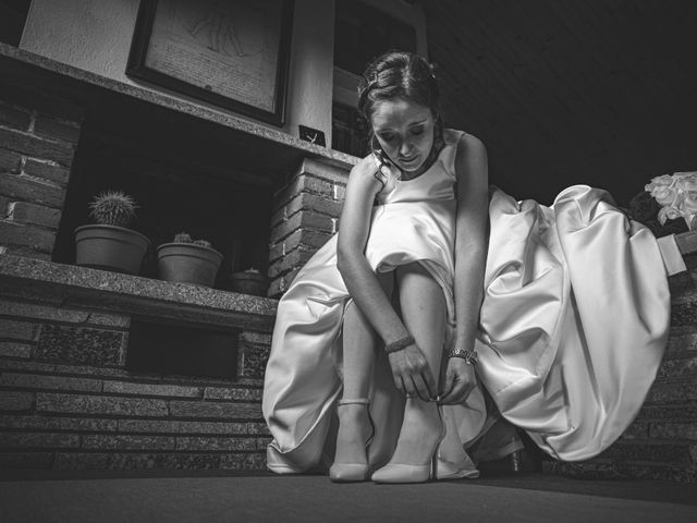 Il matrimonio di Andrea e Tiziana a Cermenate, Como 20