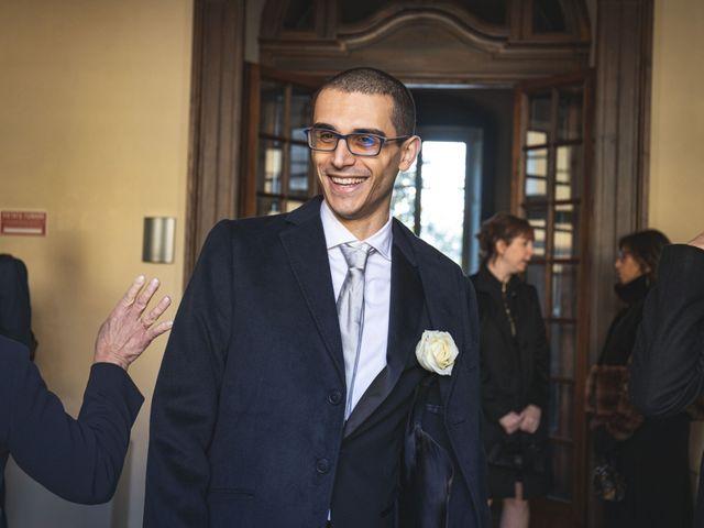 Il matrimonio di Andrea e Tiziana a Cermenate, Como 25