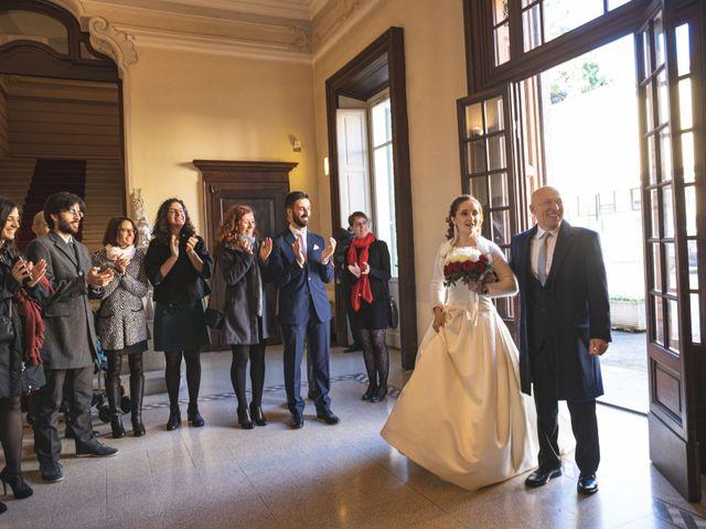 Il matrimonio di Andrea e Tiziana a Cermenate, Como 29