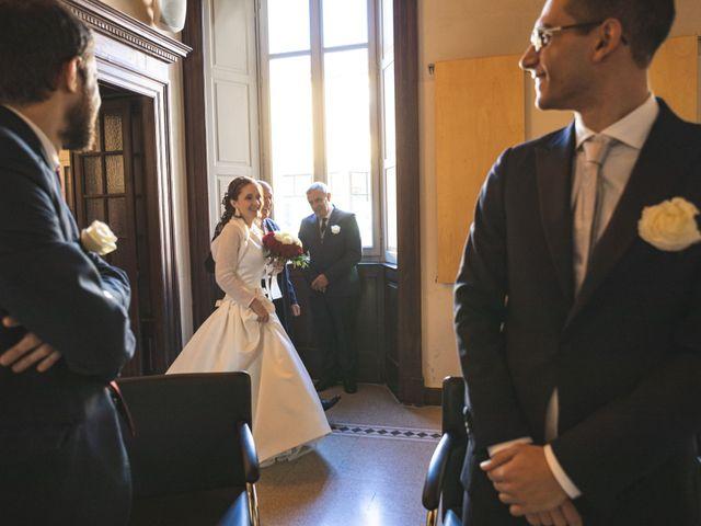 Il matrimonio di Andrea e Tiziana a Cermenate, Como 31