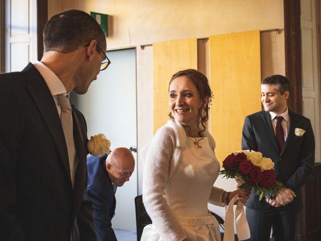Il matrimonio di Andrea e Tiziana a Cermenate, Como 32