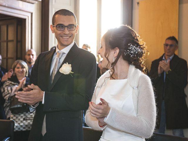 Il matrimonio di Andrea e Tiziana a Cermenate, Como 34