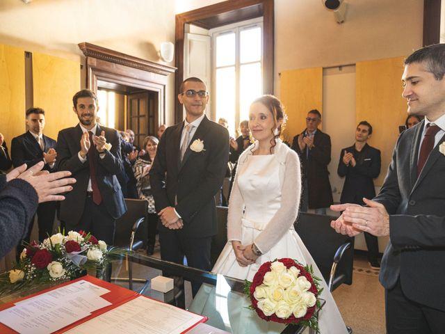 Il matrimonio di Andrea e Tiziana a Cermenate, Como 35