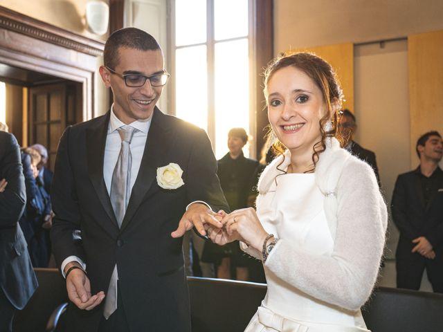 Il matrimonio di Andrea e Tiziana a Cermenate, Como 37