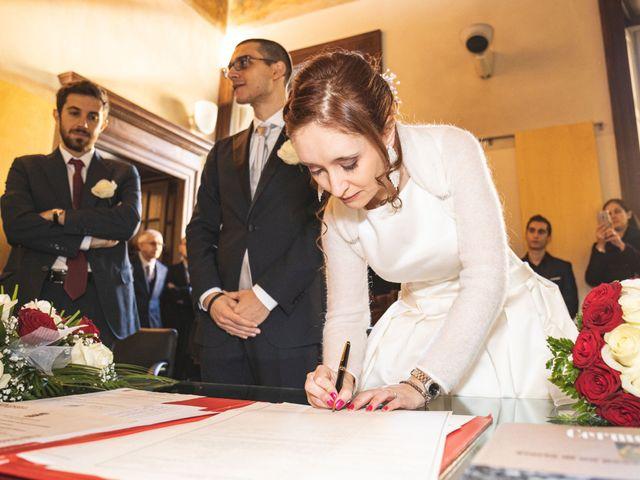 Il matrimonio di Andrea e Tiziana a Cermenate, Como 39