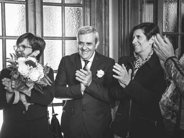 Il matrimonio di Andrea e Tiziana a Cermenate, Como 41