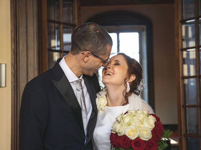 Il matrimonio di Andrea e Tiziana a Cermenate, Como 42