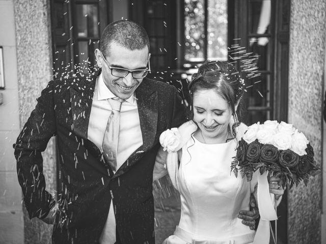 Il matrimonio di Andrea e Tiziana a Cermenate, Como 44