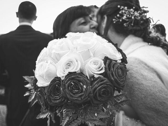 Il matrimonio di Andrea e Tiziana a Cermenate, Como 45