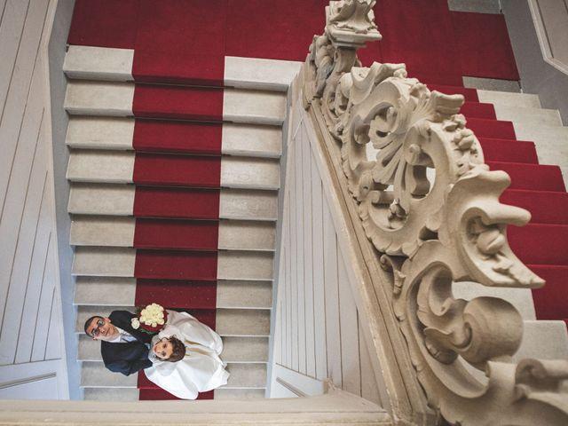 Il matrimonio di Andrea e Tiziana a Cermenate, Como 47