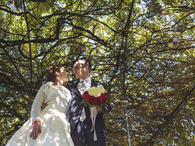 Il matrimonio di Andrea e Tiziana a Cermenate, Como 54