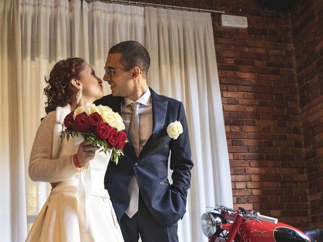 Il matrimonio di Andrea e Tiziana a Cermenate, Como 58