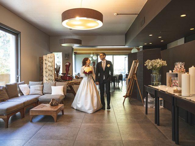 Il matrimonio di Andrea e Tiziana a Cermenate, Como 59