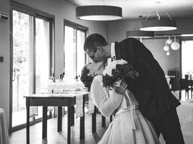 Il matrimonio di Andrea e Tiziana a Cermenate, Como 61