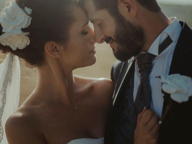Le nozze di Gloria e Fabio