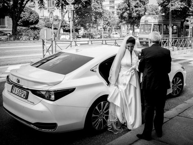 Il matrimonio di Fernando e Chiara a Torino, Torino 13