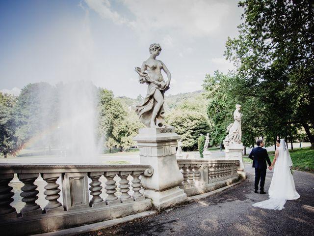 Il matrimonio di Fernando e Chiara a Torino, Torino 37