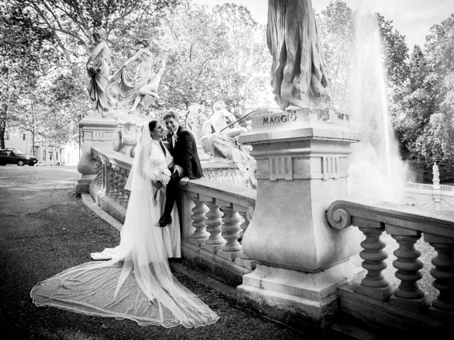 Il matrimonio di Fernando e Chiara a Torino, Torino 39