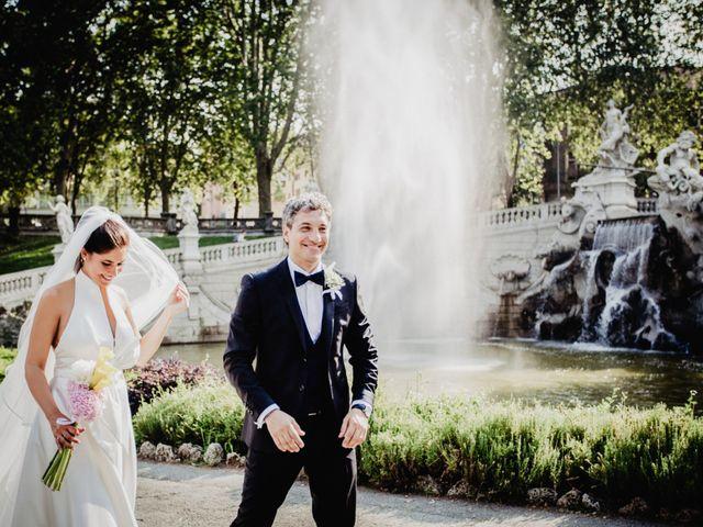 Il matrimonio di Fernando e Chiara a Torino, Torino 46