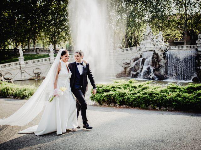 Il matrimonio di Fernando e Chiara a Torino, Torino 47