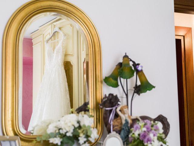 Il matrimonio di Umberto e Beatrice a Appiano Gentile, Como 8