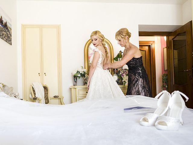 Il matrimonio di Umberto e Beatrice a Appiano Gentile, Como 11
