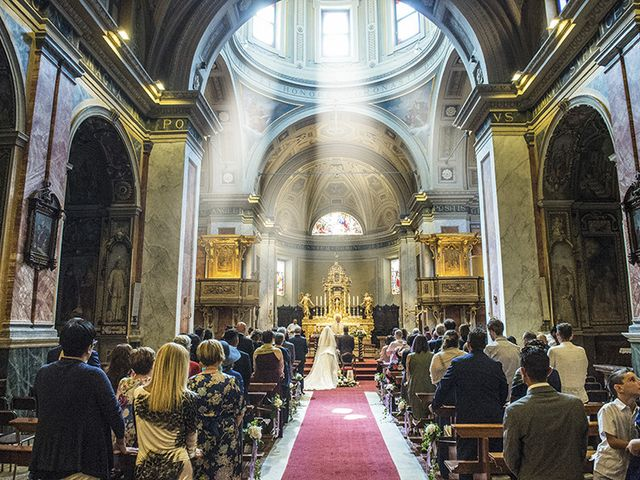 Il matrimonio di Umberto e Beatrice a Appiano Gentile, Como 13