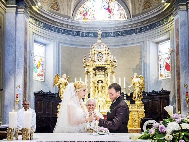 Il matrimonio di Umberto e Beatrice a Appiano Gentile, Como 14