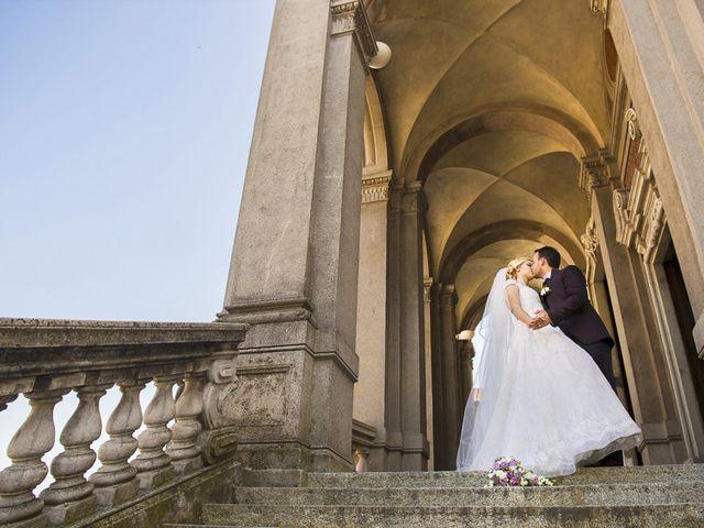 Il matrimonio di Umberto e Beatrice a Appiano Gentile, Como 15