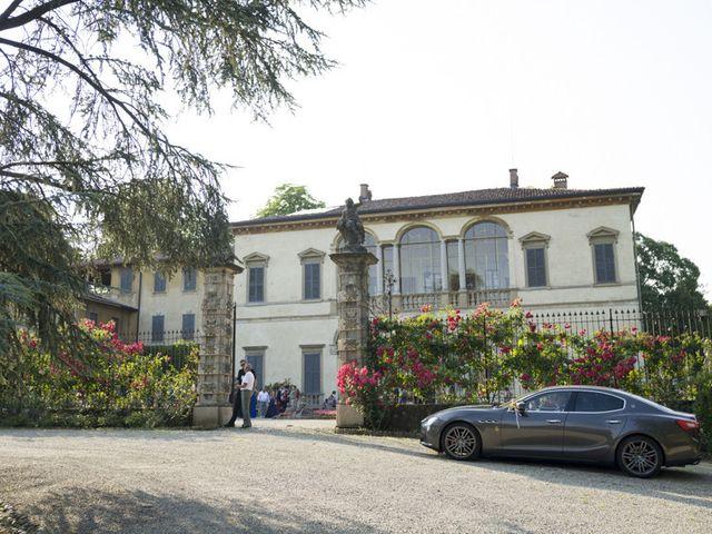 Il matrimonio di Umberto e Beatrice a Appiano Gentile, Como 16