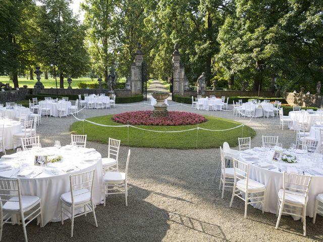 Il matrimonio di Umberto e Beatrice a Appiano Gentile, Como 20