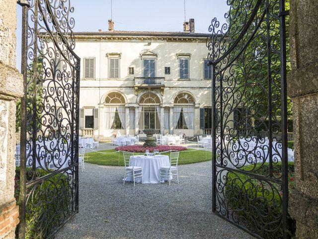 Il matrimonio di Umberto e Beatrice a Appiano Gentile, Como 21