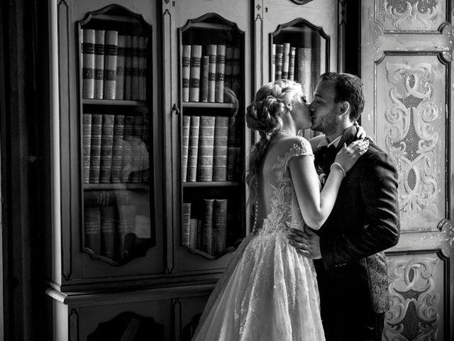 Il matrimonio di Umberto e Beatrice a Appiano Gentile, Como 1