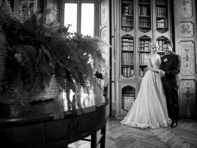 Il matrimonio di Umberto e Beatrice a Appiano Gentile, Como 23