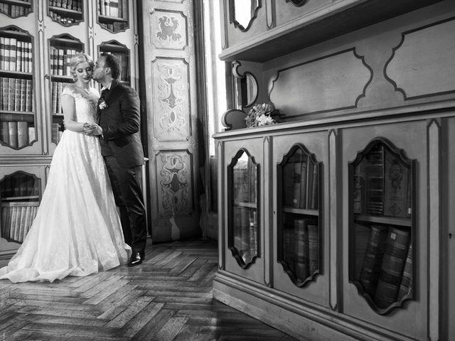 Il matrimonio di Umberto e Beatrice a Appiano Gentile, Como 24