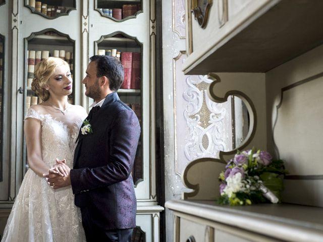 Il matrimonio di Umberto e Beatrice a Appiano Gentile, Como 25