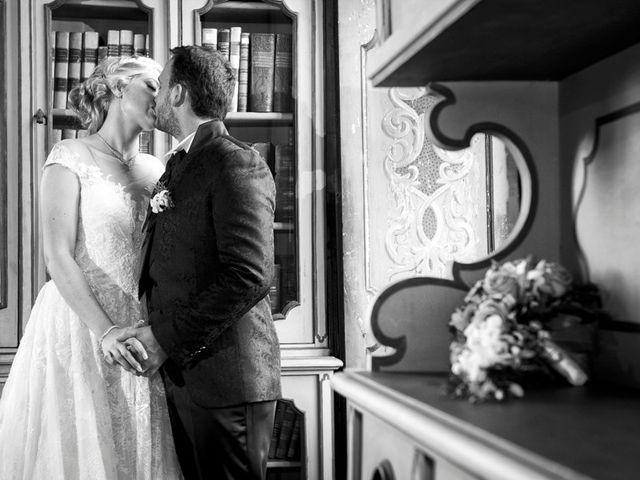 Il matrimonio di Umberto e Beatrice a Appiano Gentile, Como 26