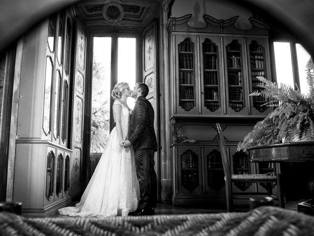 Il matrimonio di Umberto e Beatrice a Appiano Gentile, Como 28