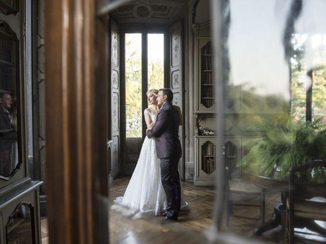 Il matrimonio di Umberto e Beatrice a Appiano Gentile, Como 29