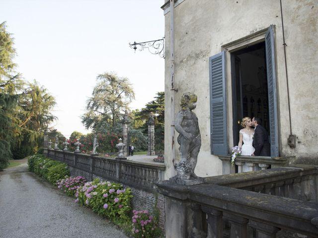 Il matrimonio di Umberto e Beatrice a Appiano Gentile, Como 30