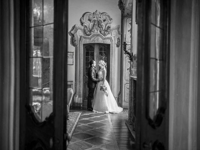 Il matrimonio di Umberto e Beatrice a Appiano Gentile, Como 31