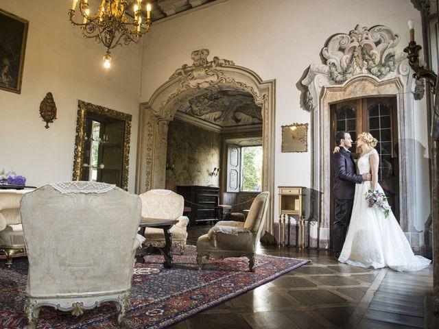 Il matrimonio di Umberto e Beatrice a Appiano Gentile, Como 32