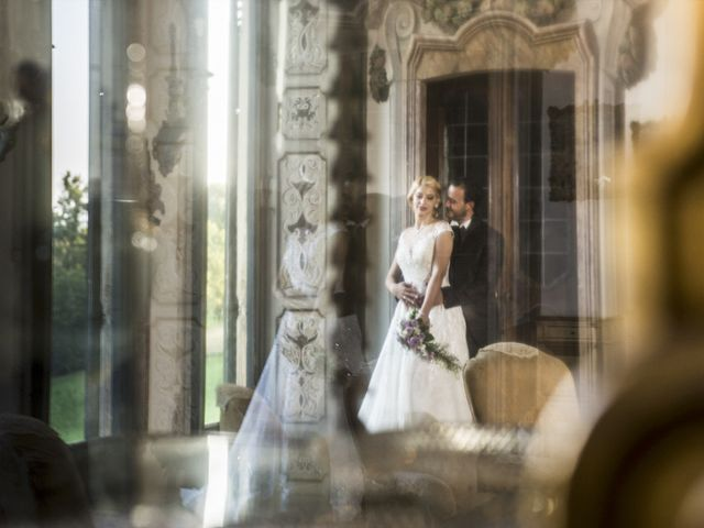 Il matrimonio di Umberto e Beatrice a Appiano Gentile, Como 33