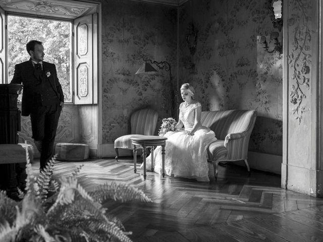 Il matrimonio di Umberto e Beatrice a Appiano Gentile, Como 34