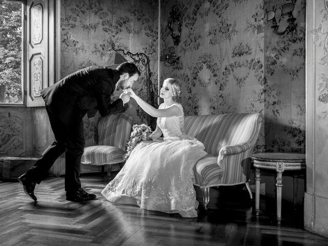Il matrimonio di Umberto e Beatrice a Appiano Gentile, Como 35