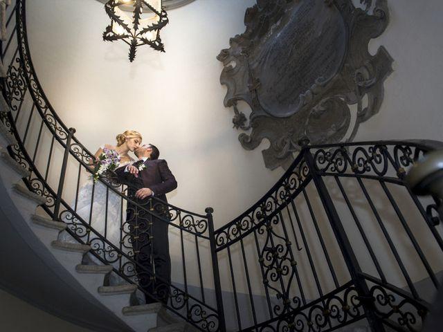 Il matrimonio di Umberto e Beatrice a Appiano Gentile, Como 37