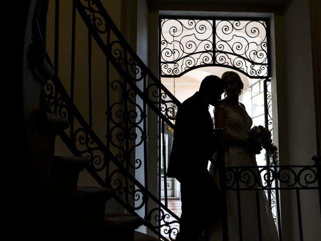 Il matrimonio di Umberto e Beatrice a Appiano Gentile, Como 2