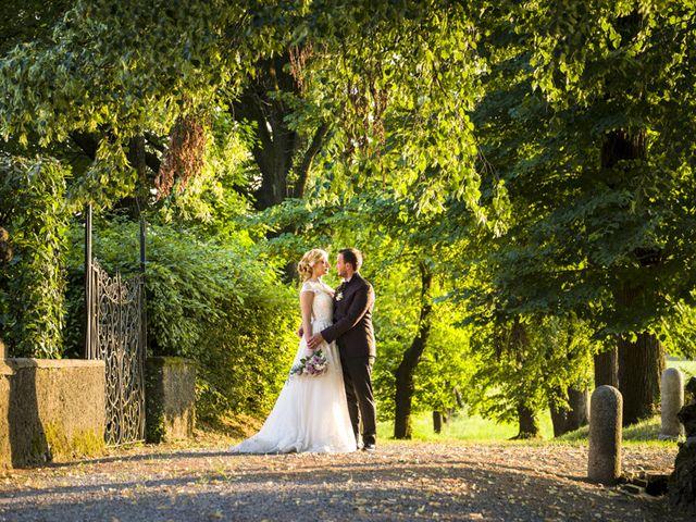 Il matrimonio di Umberto e Beatrice a Appiano Gentile, Como 38